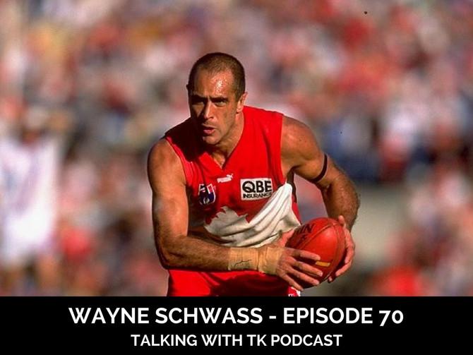 Wayne Schwass - Episode 70