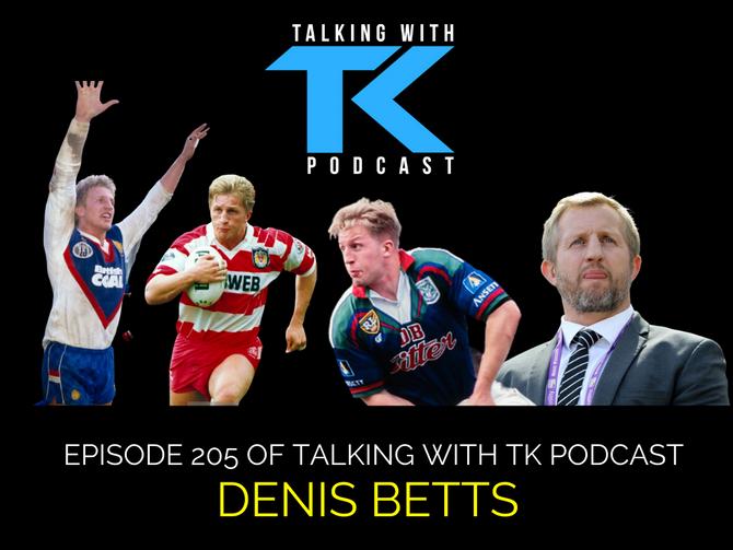 Episode 205 - Denis Betts