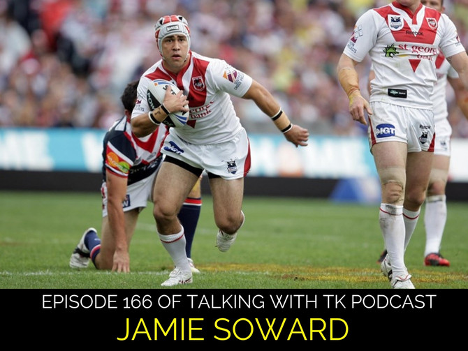 Episode 166 - Jamie Soward