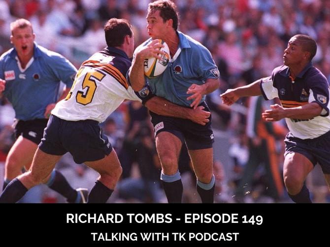 Episode 149 - Richard Tombs