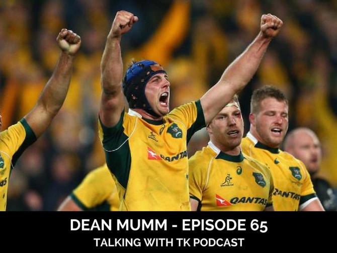 Episode 65 - Dean Mumm