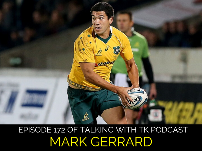 Episode 172 - Mark Gerrard