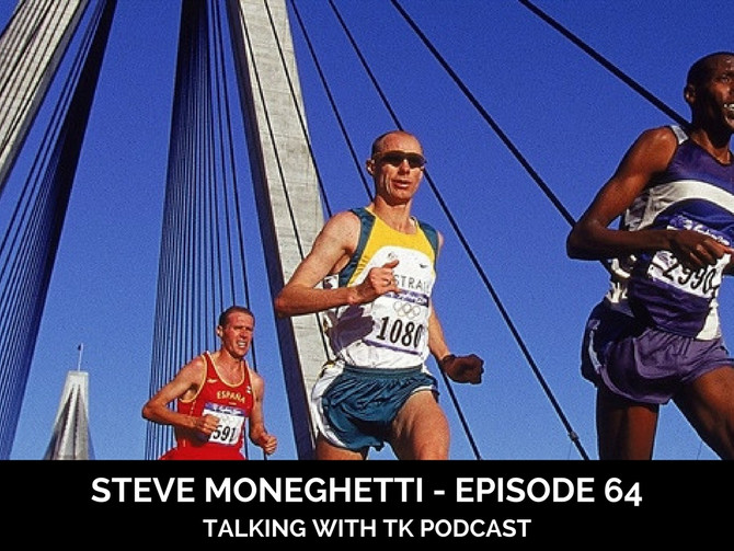 Episode 64 - Steve Moneghetti