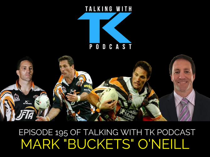 Episode 195 - Mark O'Neill