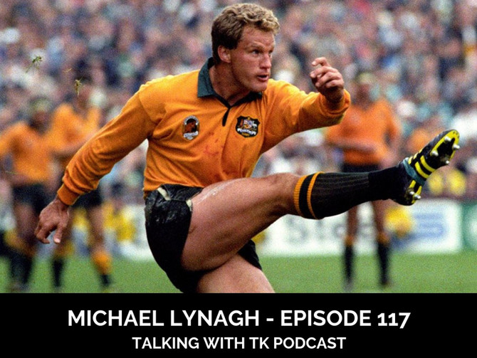Episode 117 - Michael Lynagh