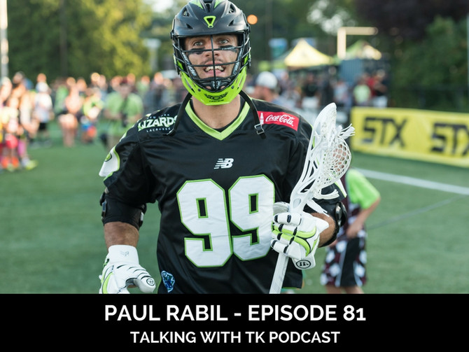 Episode 81 - Paul Rabil