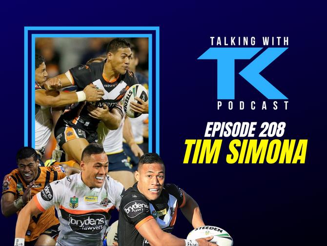 Episode 208 - Tim Simona