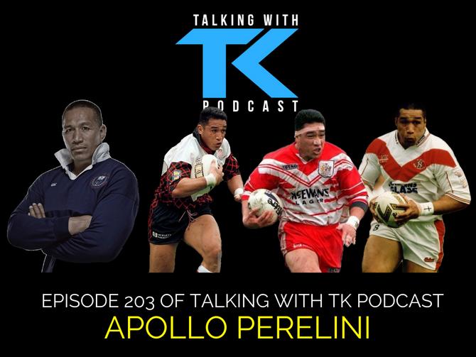 Episode 203 - Apollo Perelini