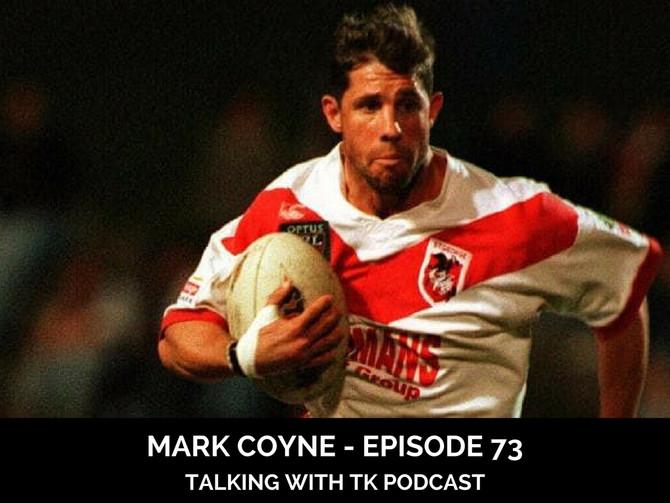 Episode 73 - Mark Coyne