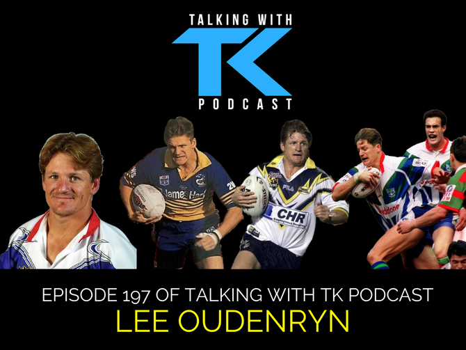 Episode 197 - Lee Oudenryn