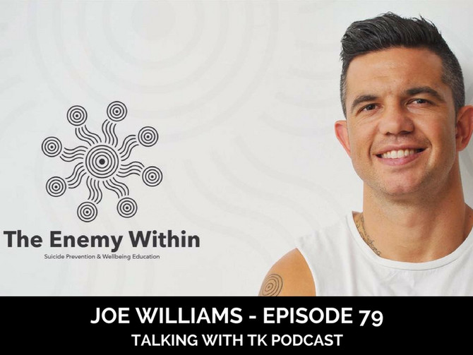 Episode 79 - Joe Williams