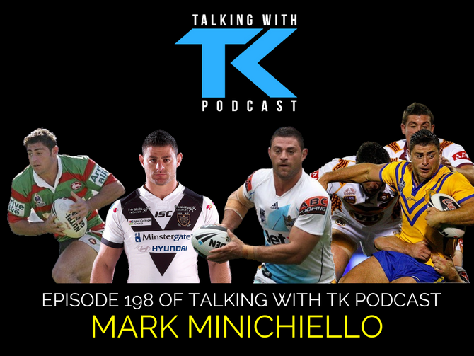 Episode 198 - Mark Minichiello