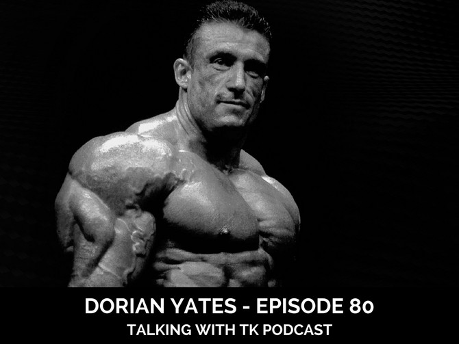 Episode 80 - Dorian Yates