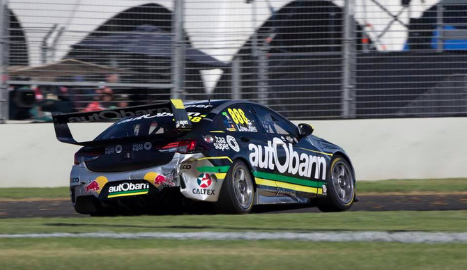 Q & A with Craig Lowndes