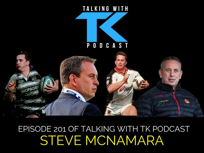 Episode 201 - Steve McNamara