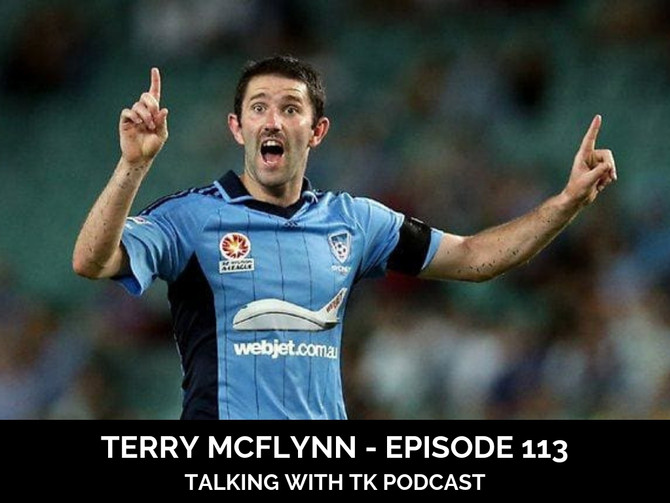 Episode 113 - Terry McFlynn
