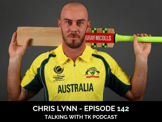 Episode 142 - Chris Lynn