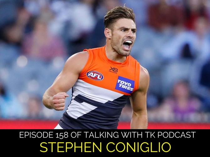 Episode 158 - Stephen Coniglio