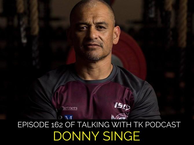 Episode 162 - Donny Singe
