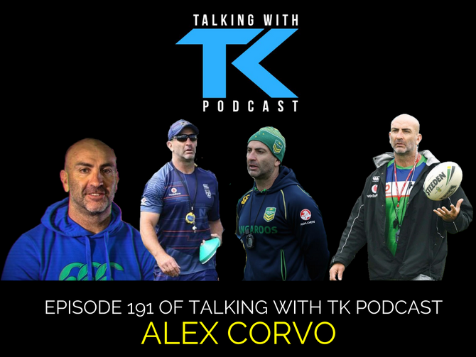 Episode 191 - Alex Corvo
