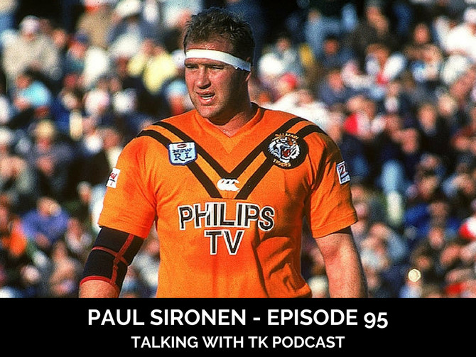 Episode 95 - Paul Sironen