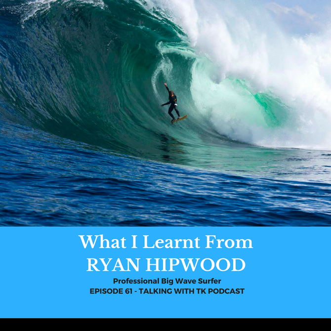 What I Learnt From Ryan Hipwood