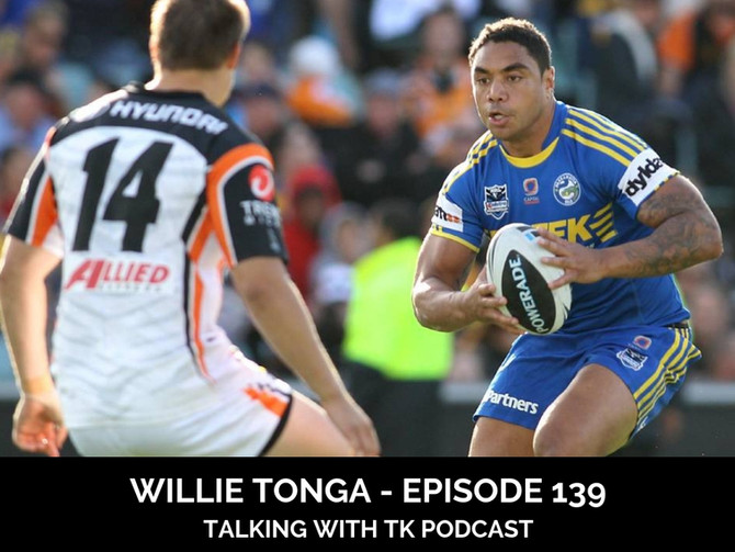 Episode 139 - Willie Tonga