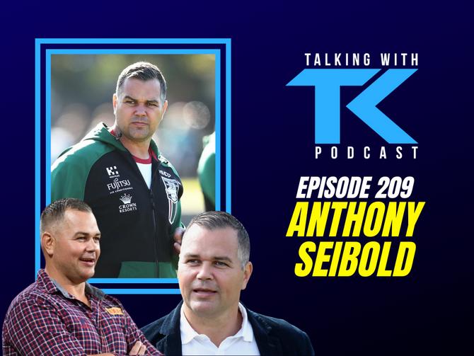 Episode 209 - Anthony Seibold