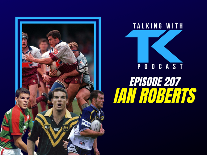 Episode 207: Ian Roberts