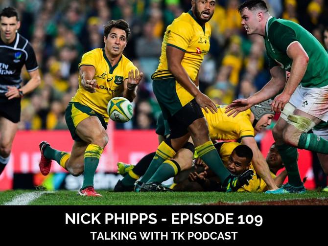 Episode 109 - Nick Phipps