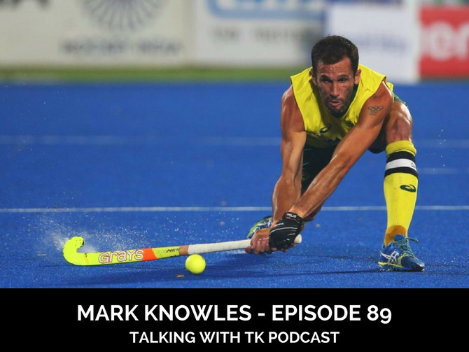 Episode 89 - Mark Knowles