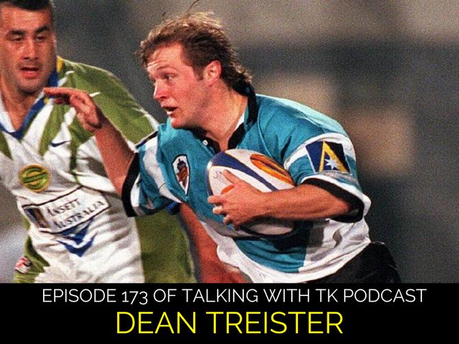 Episode 173 - Dean Treister