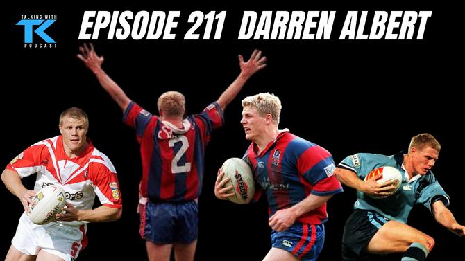 Episode 211: Darren Albert