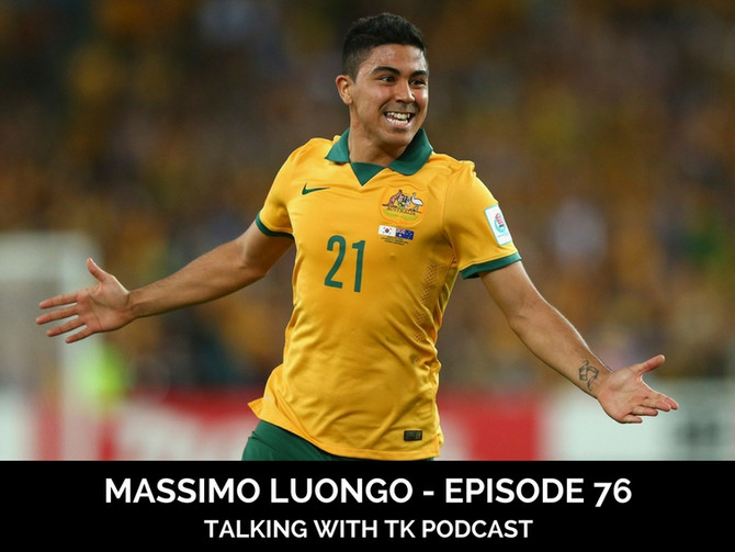 Episode 76 - Massimo Luongo