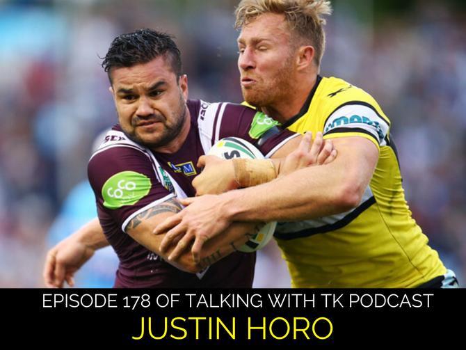 Episode 178 - Justin Horo
