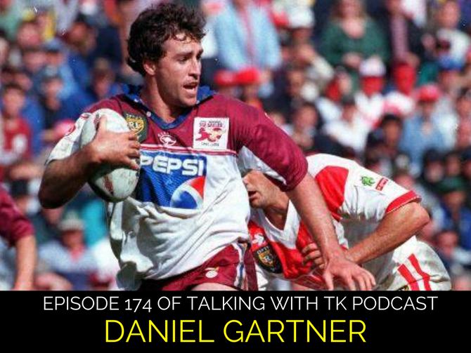 Episode 174 - Daniel Gartner