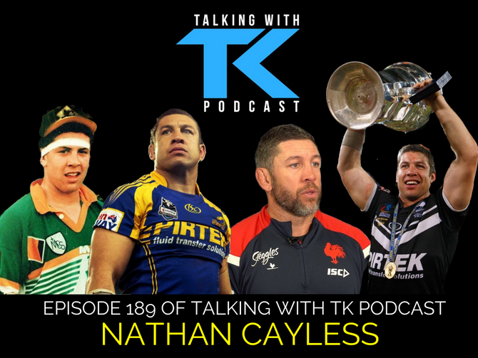 Episode 189 - Nathan Cayless