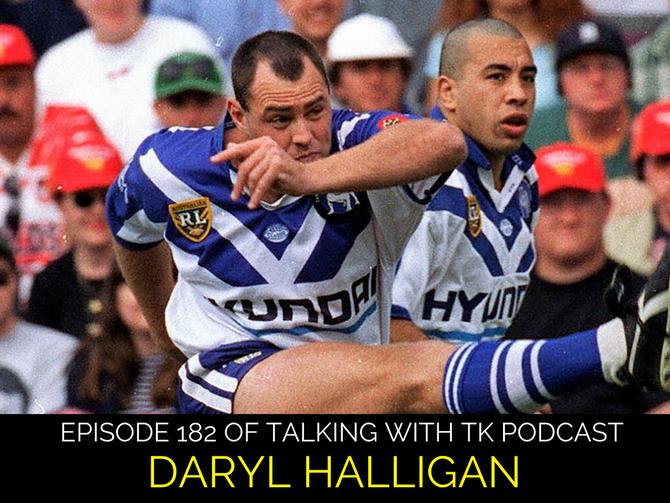 Episode 182 - Daryl Halligan