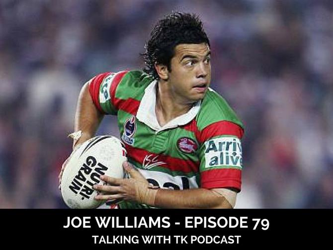 Joe Williams - Episode 79