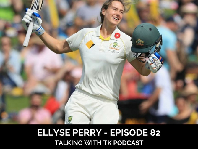 Episode 82 - Ellyse Perry