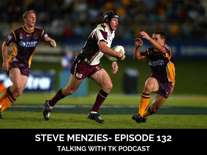 Episode 132 - Steve Menzies