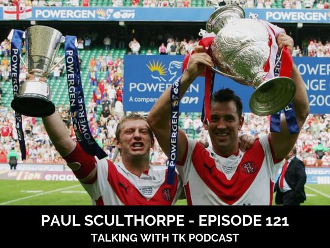 Episode 121 - Paul Sculthorpe