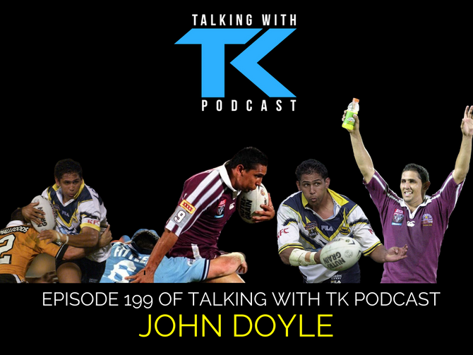 Episode 199 - John Doyle