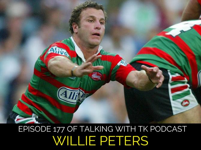 Episode 177 - Willie Peters