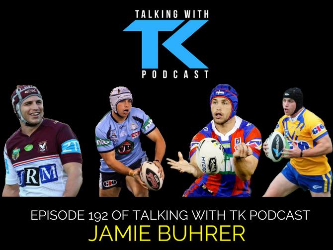 Episode 192 - Jamie Buhrer