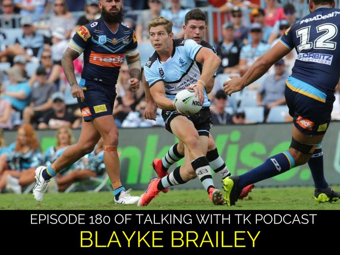 Episode 180 - Blayke Brailey