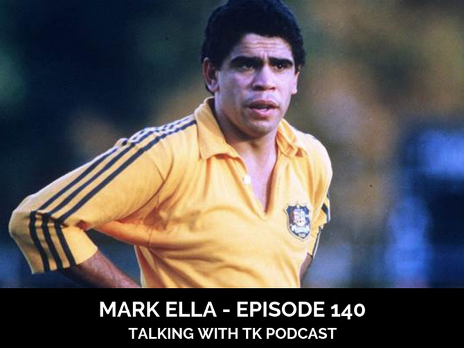 Episode 140 - Mark Ella