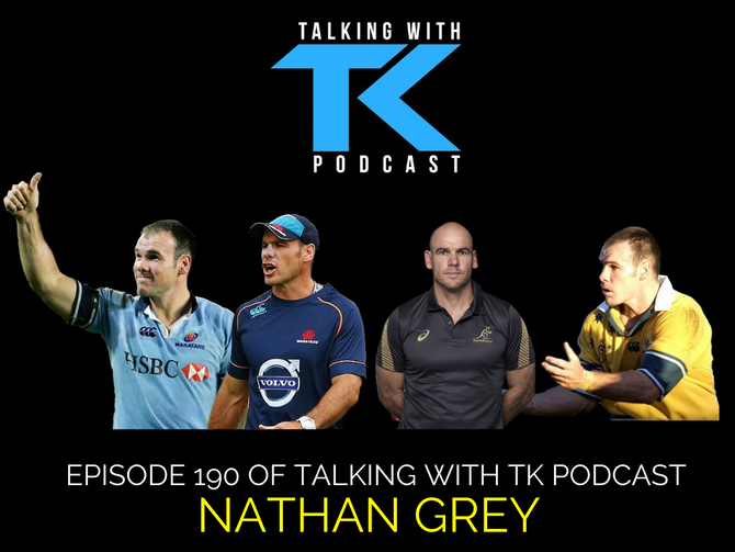 Episode 190 - Nathan Grey