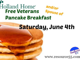 Veterans Pancake Breakfast