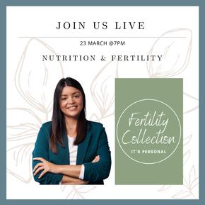 IGTV: Nutrition & Fertility